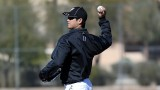 Shohei Ohtani Draws A Crowd At Padres Complex