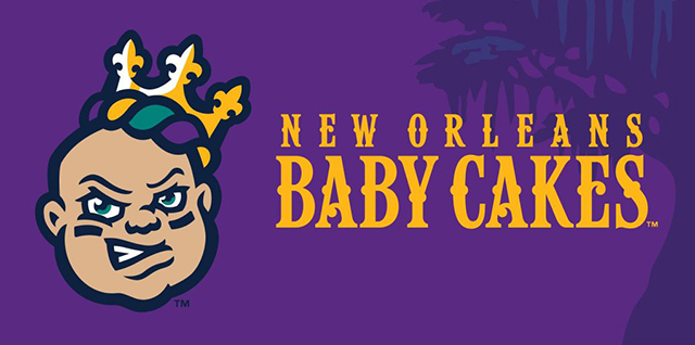 New Orleans Baby Cakes Gear